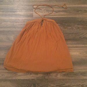 Tobi Halter Dress XS